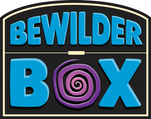 Bewilder Box at the Hobgoblin logo